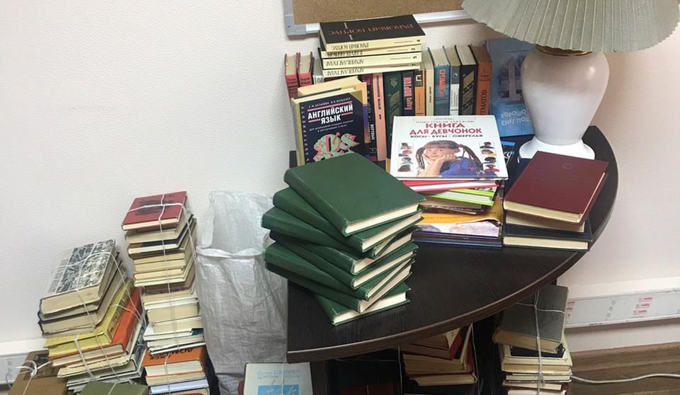 В Тюмени стартовала благотворительная акция «Сельская библиотека»