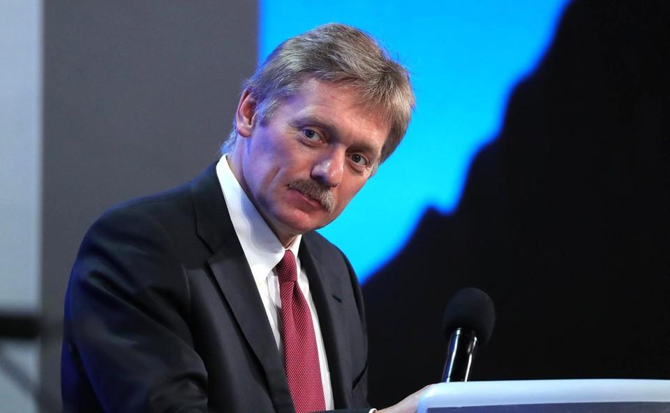 Песков высказал позицию Кремля по поводу выборов в ДНР и ЛНР