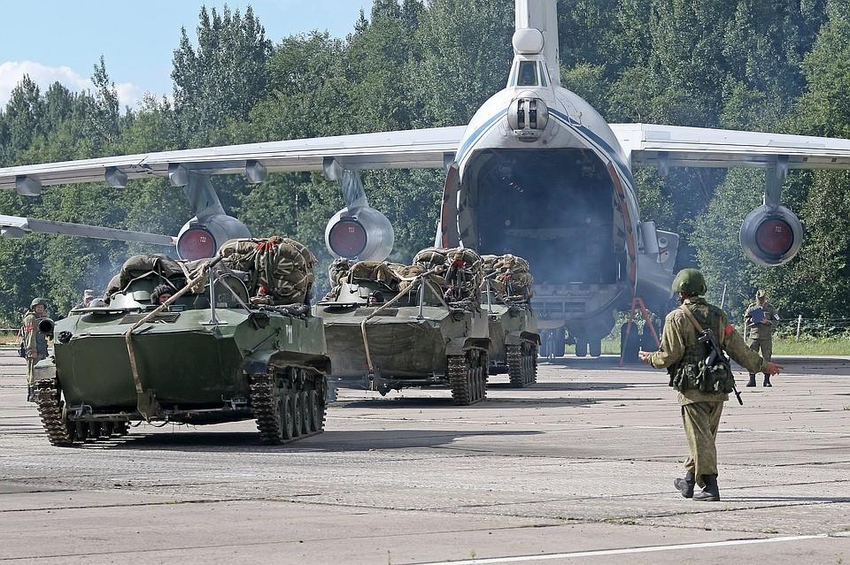 Российскую базу усилили в Таджикистане из-за угрозы теракта