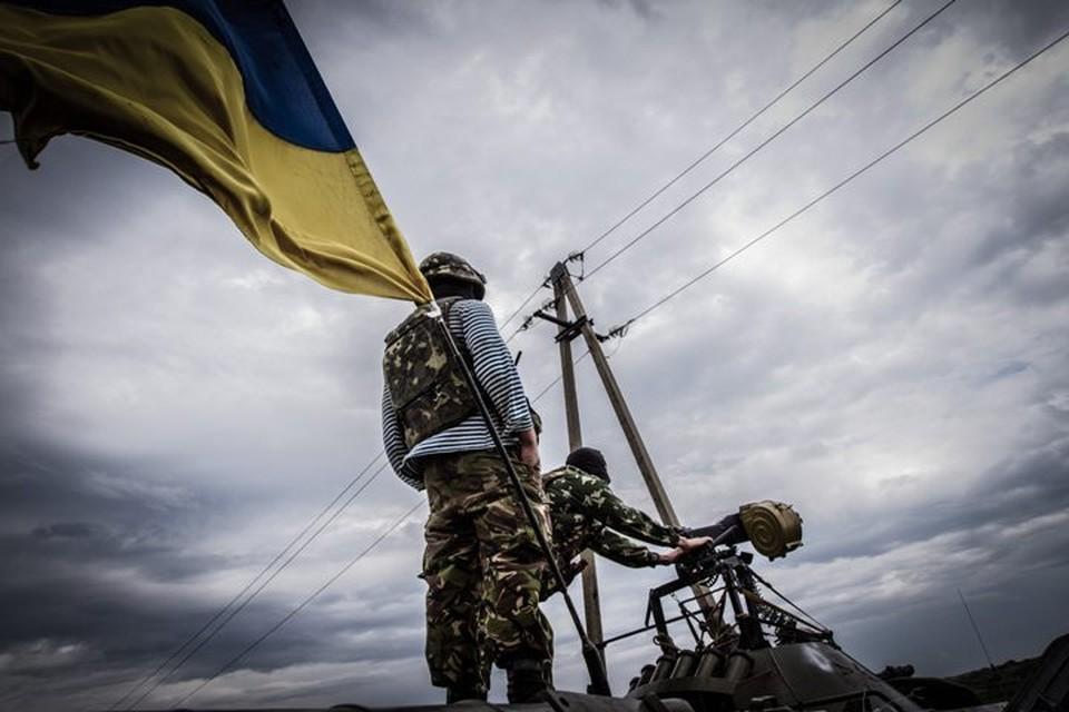 ВСУ снова обстреляли населенные пункты Донбасса