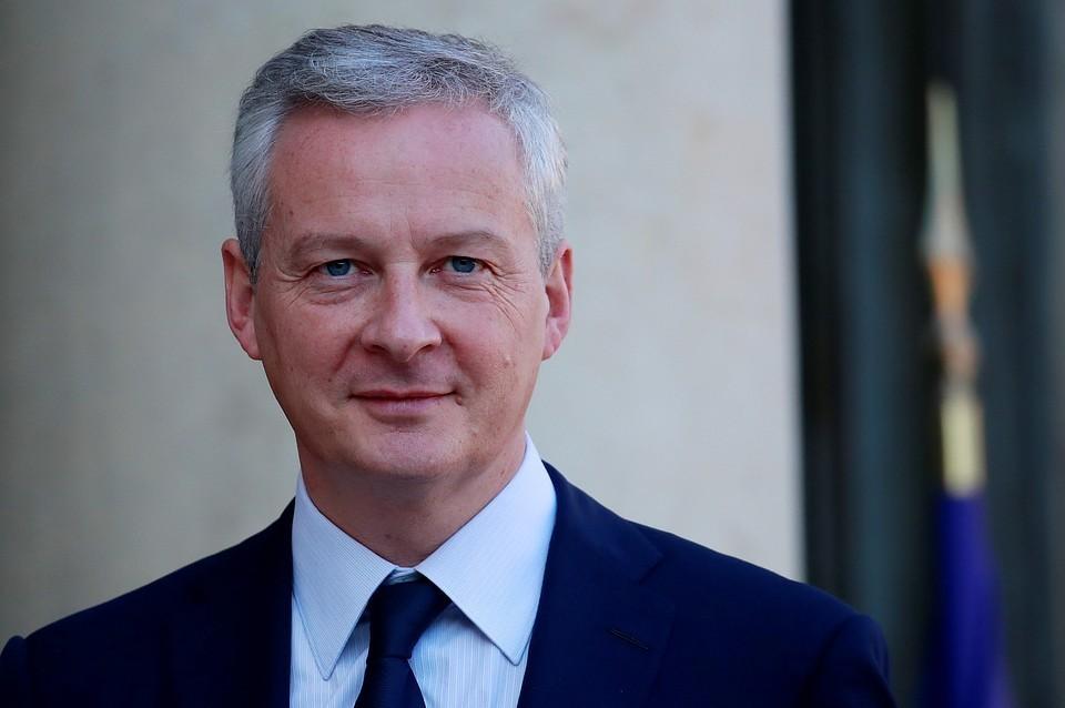 Министр экономики Франции предупредил о последствиях торговой войны между США и Китаем