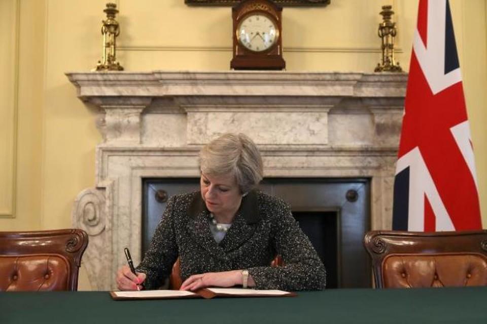 Премьер-министр Великобритании Тереза Мэй произвела назначения в своем правительстве