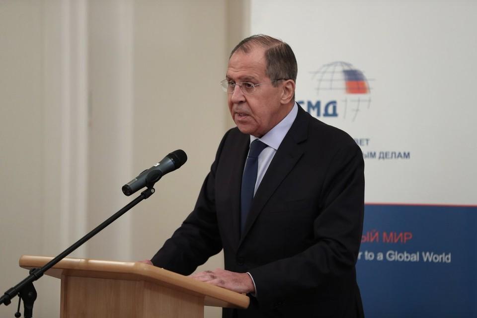 Лавров раскритиковал расширение бюджета в ОЗХО