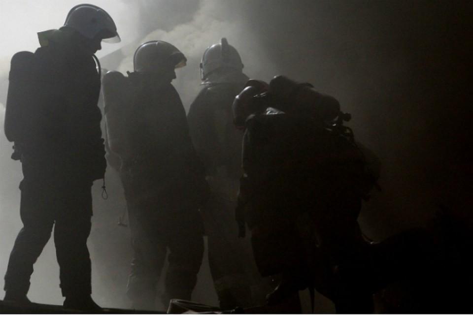 Один человек погиб при пожаре в жилом доме в центре Москвы