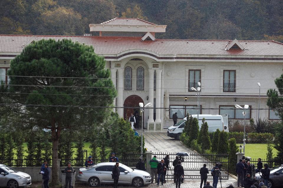 Полиция Турции провела обыск на вилле на северо-западе страны по делу журналиста Джамаля Хашкаджи.