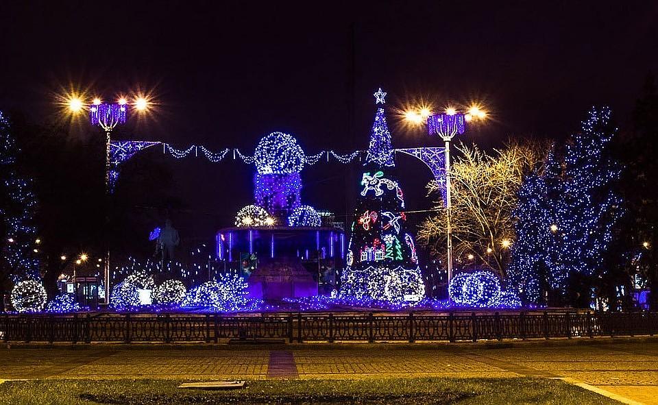 1 января вполне возможно, что пойдет дождь. ФОТО: сайт lightpoint.com.ua
