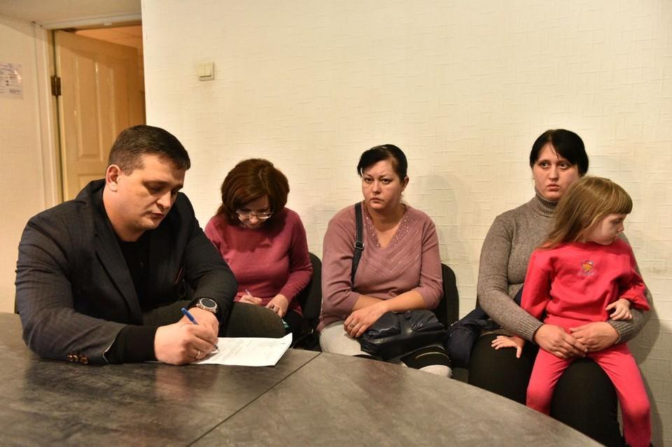 Погорельцы из Заволжского района въедут в новые квартиры уже в понедельник.