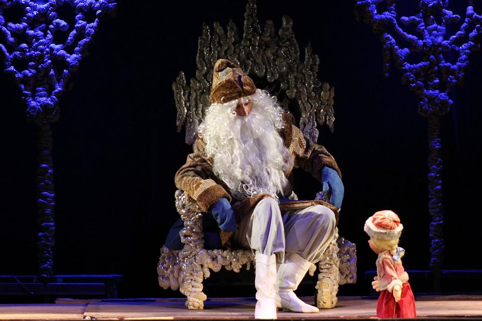 Билеты на елку в кукольный театр воронеж афиша кино расписание сегодня