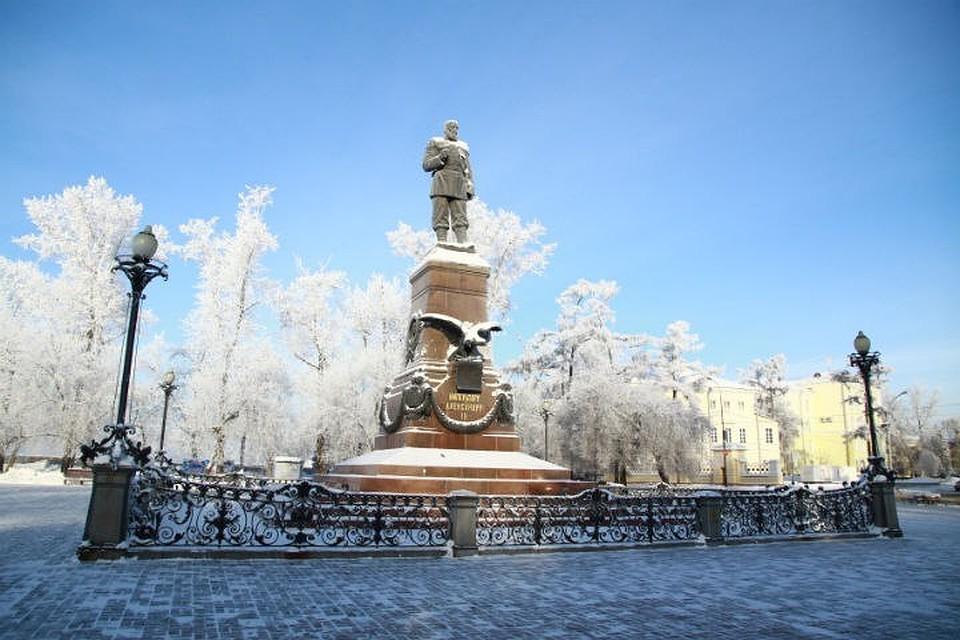 Прогноз погоды в Иркутске  5 декабря в городе аномально холодно, днем -24 be899160dbf
