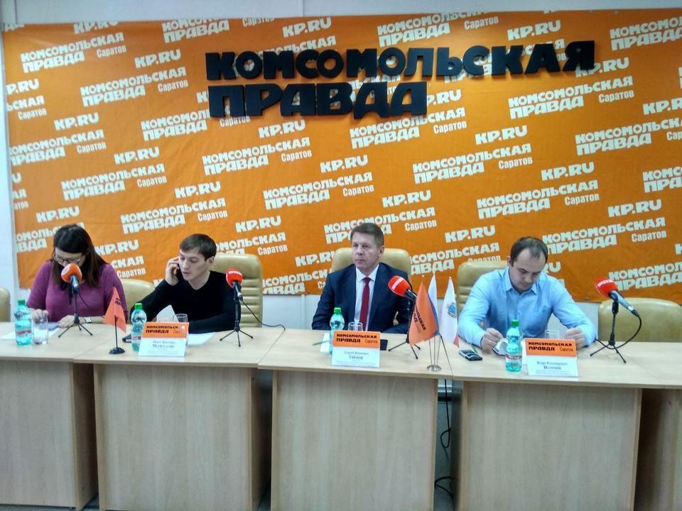 В «КП-Саратов» прошло очередное мероприятие в рамках проекта «Свое дело»