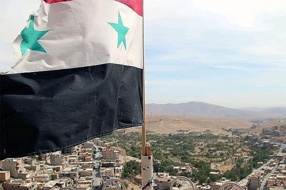 Системы ПВО Сирии отразили атаку в районе аэропорта Дамаска