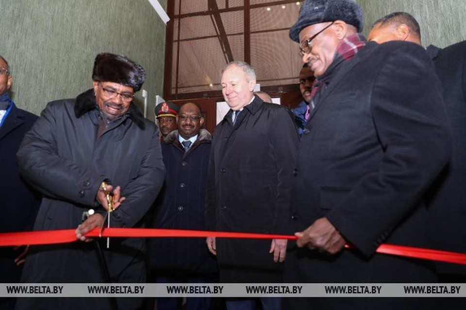 В Минске заработало посольство Судана. ФОТО: belta.by