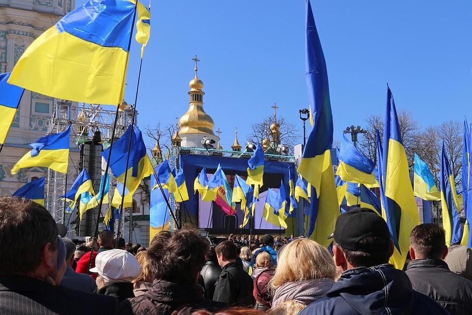 Украинцы изобрели лук, цифры и... английский язык 5e0b6372277