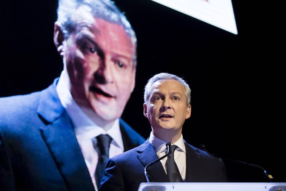 Министр экономики Франции надеется на сотрудничество с Россией