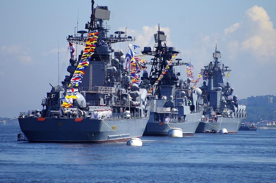 Отряд кораблей Тихоокеанского флота ВМФ России (ТОФ) совершил деловой заход в порт столицы Шри-Ланки Коломбо