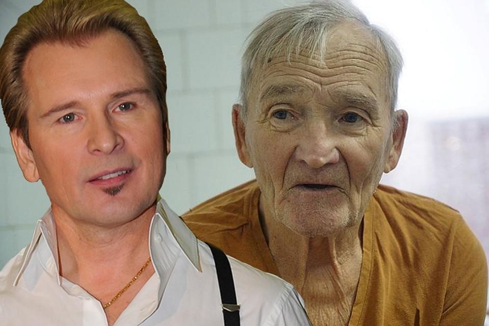 Александр Малинин не успел проститься с отцом.