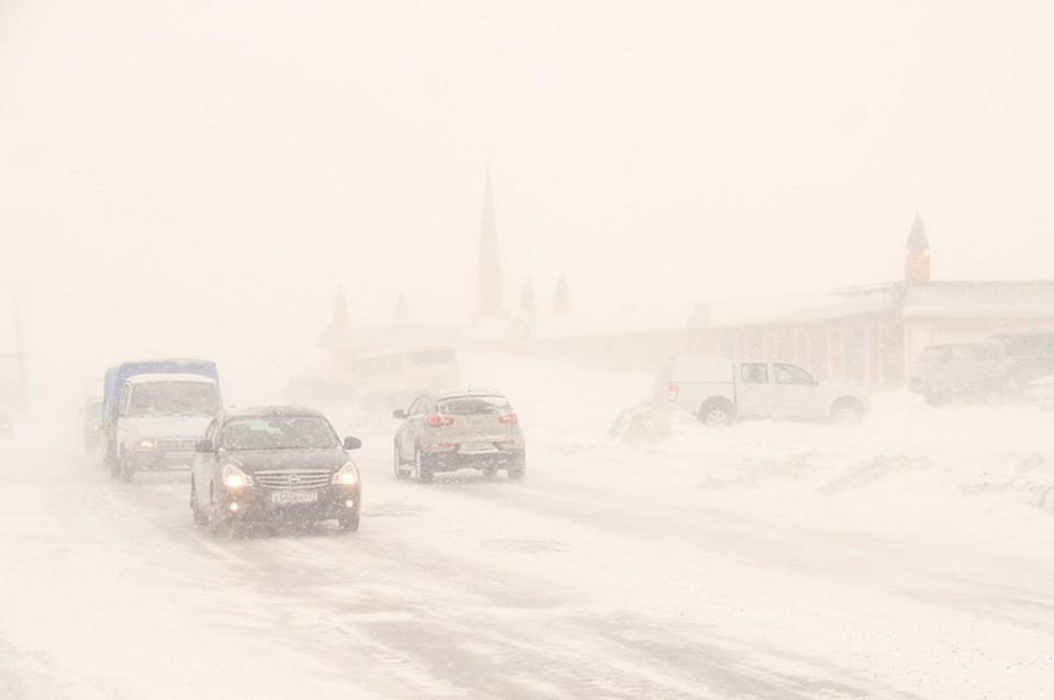 Заполярный город погрузился в хаос. Фото: пресс-службы администрации Воркуты