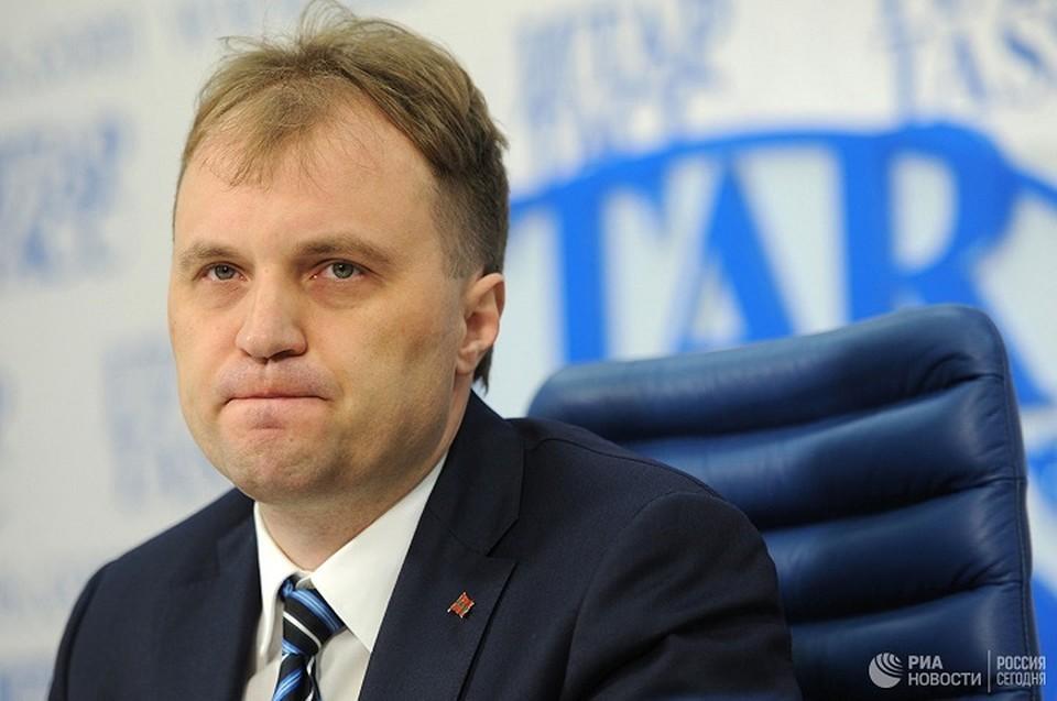 Евгений Шевчук осужден на длительный срок заключения. Фото: РИА Новости / Алексей Филиппов