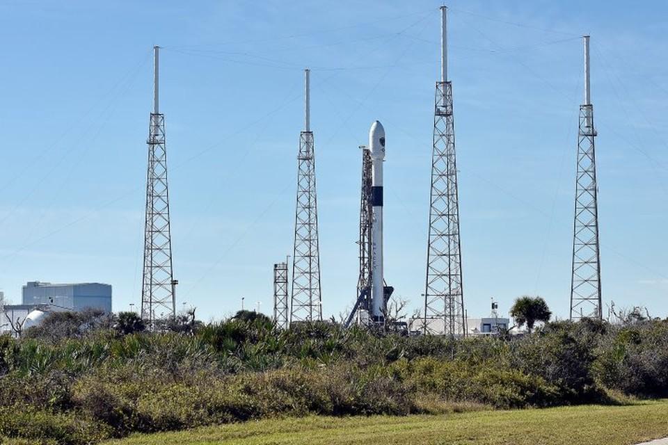 Компания SpaceX осуществила запуск ракеты-носителя Falcon 9