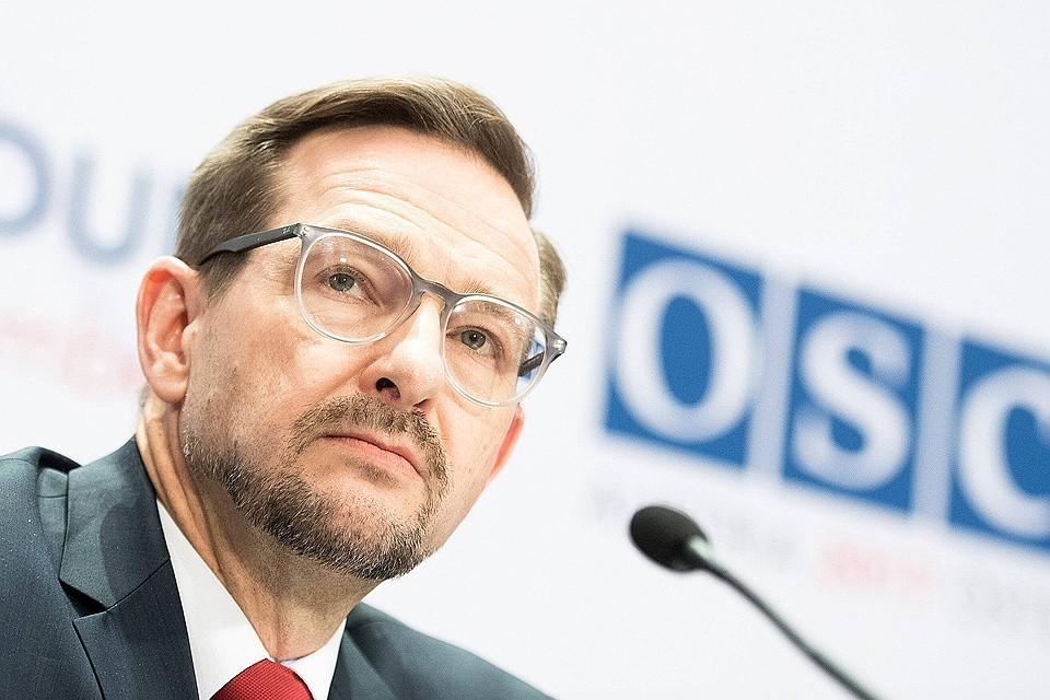 Генсек ОБСЕ оценил последствия инцидента в Керченском проливе