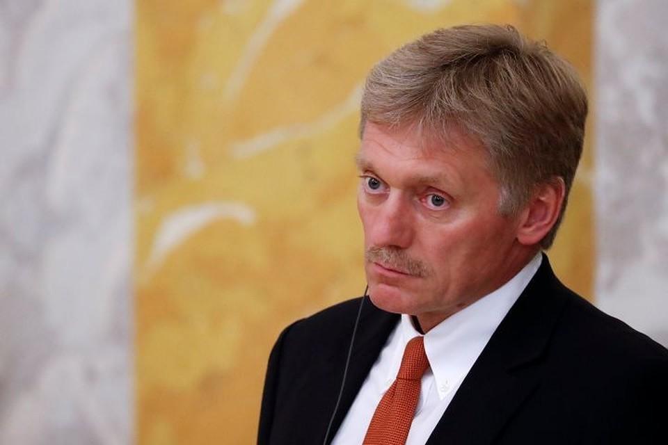 Пресс-секретарь президента РФ Дмитрий Песков прокомментировал ситуацию вокруг отправки брянских детей в Турцию