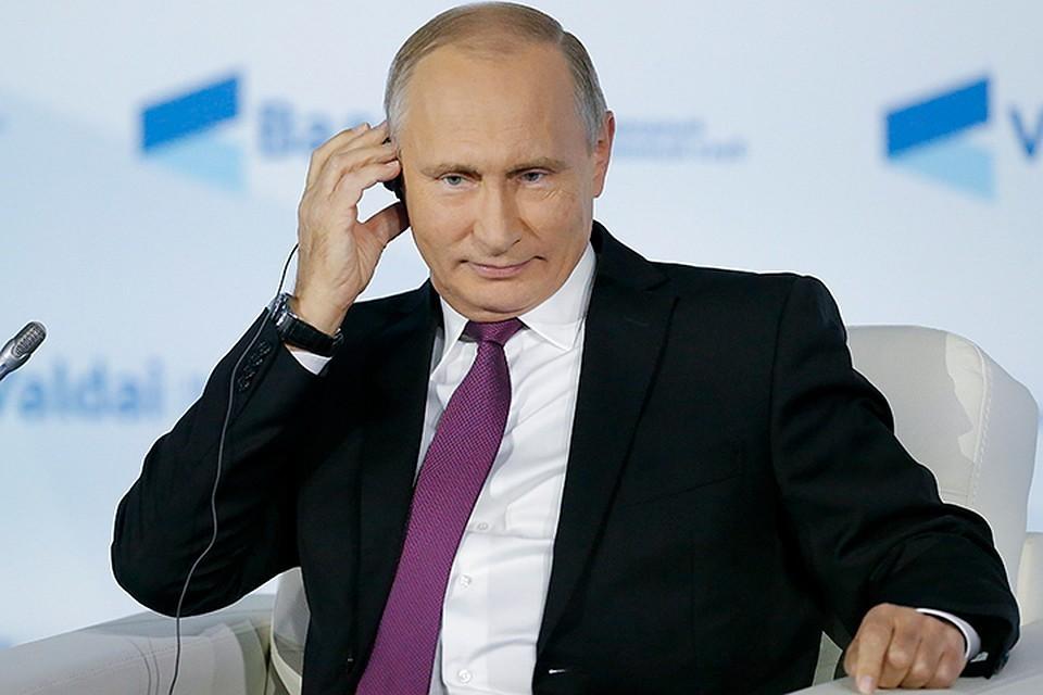 Путин исполнил мечту ребенка из Башкирии
