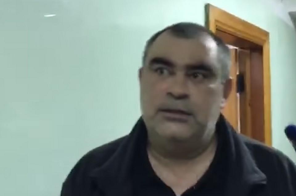 Салават Галиев, обвиняемый в изнасиловании дознавательницы, пообщался с журналистами