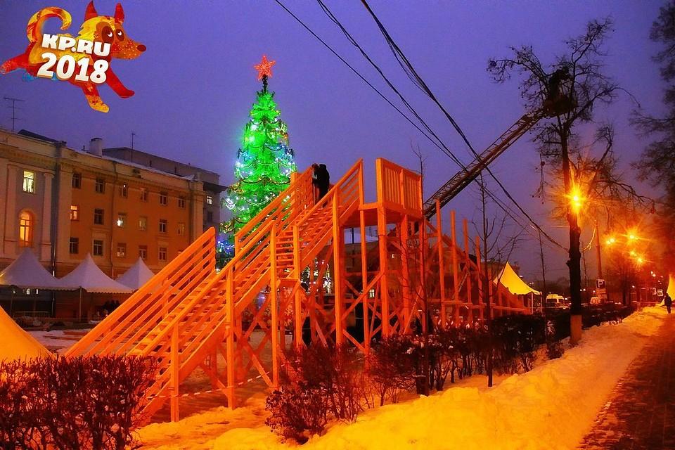 Смотри! Новый год 2019 в Нижнем Новгороде: где отметить, обзор мест изоражения