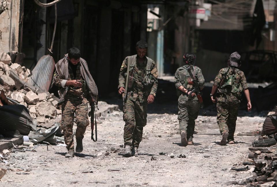 Сирийская армия приступит к патрулированию Манбиджа совместно с курдами