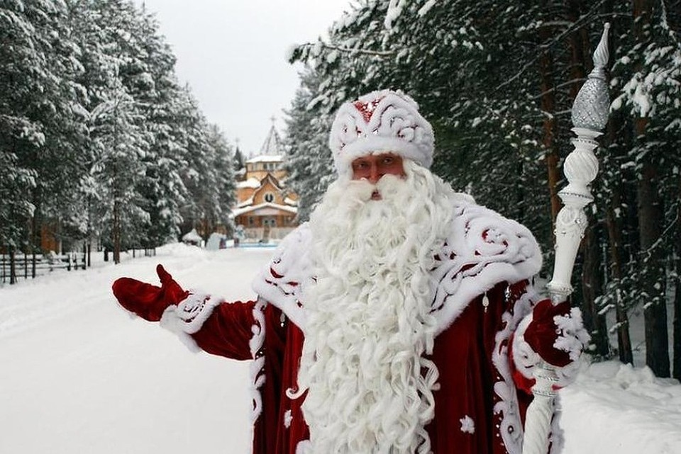 Фото: пресс-служба Деда Мороза из Устюга