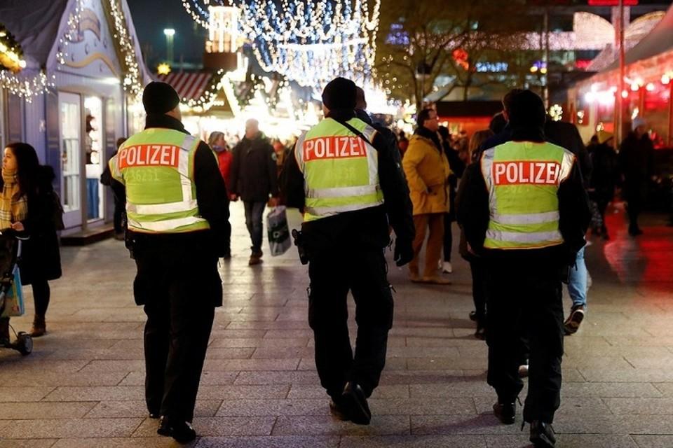 Инцидент произошел в ночь на вторник, 1 января, вскоре после полуночи