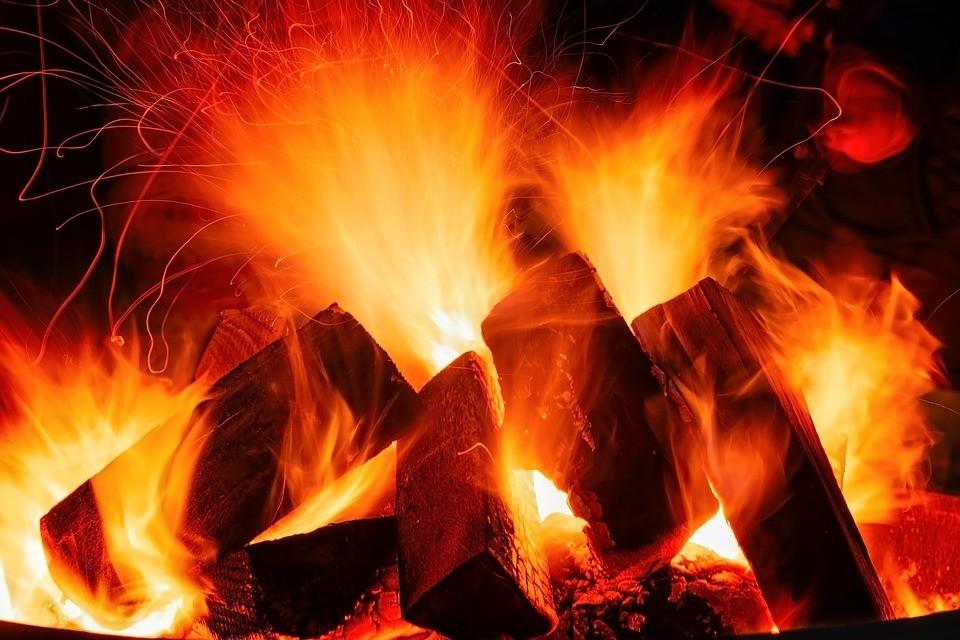 На пожаре в доме в Сморгонском районе погибли два человека Фото:pixabay.com