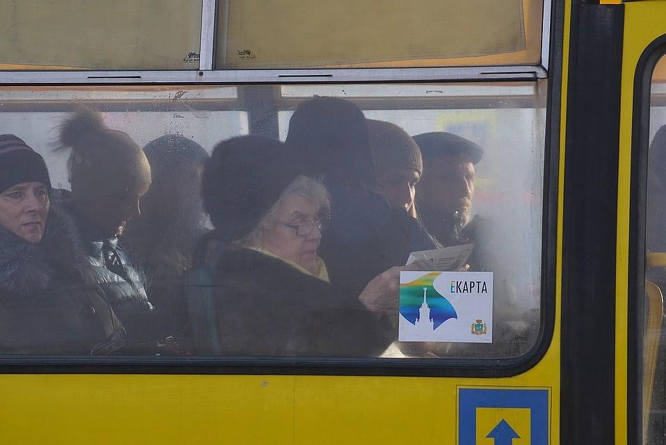 Жители Вторчермета собираются выйти на митинг из-за отмены автобусных  маршрутов 998ad00c4f0