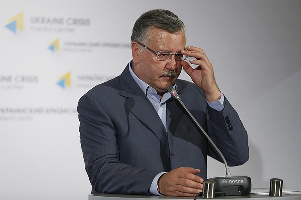 Анатолий Гриценко. Фото: Зураб ДЖАВАХАДЗЕ / ИТАР-ТАСС