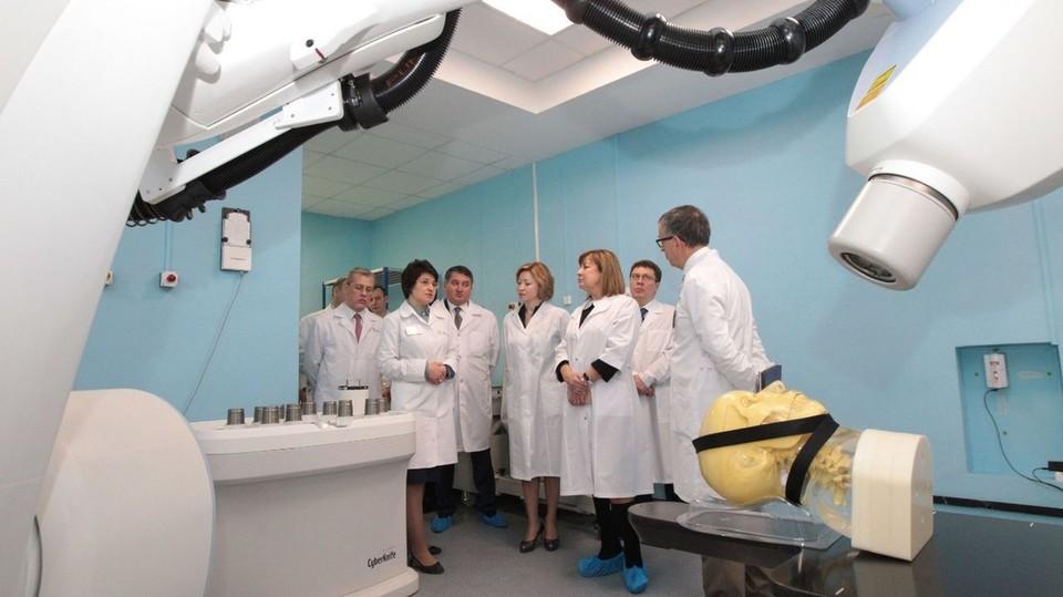 Крымская делегация побывала в медучреждениях Башкирии. Фото: инфагентство «Башинформ»