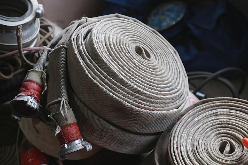 В Красноярске массово горят мусорные площадки: пожарные за сутки 7 раз выезжали на тушение