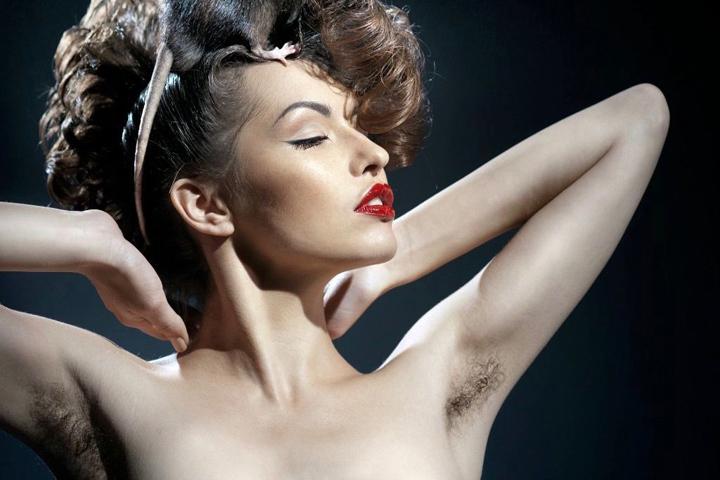 Повышенная сексуальность волосатых