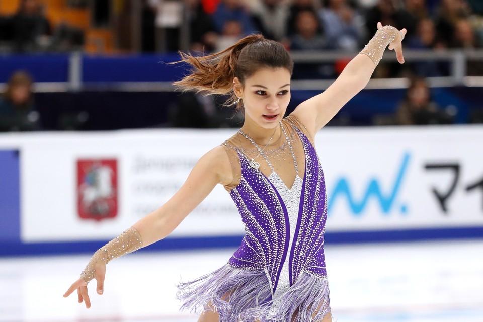 Российская фигуристка Софья Самодурова отлично выступила на своем первом чемпионате Европы.