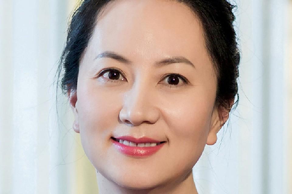 Мэн Ваньчжоу задержали в Канаде 1 декабря.