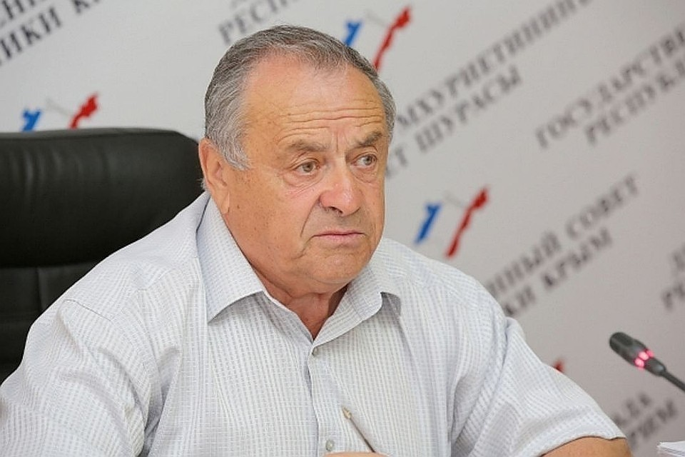 Первый вице-спикер Госсовета Республики Крым Ефим Фикс. Фото: пресс-служба Госсовета РК