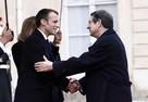 Президенты Кипра и Франции встретятся сегодня в Никосии