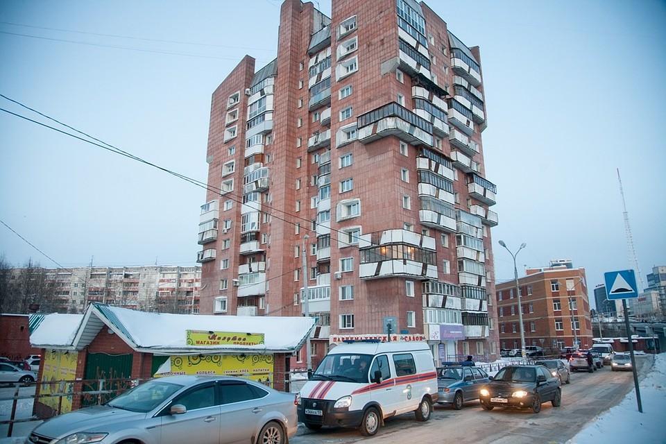 11ad3bfb725a Эвакуированная пермская многоэтажка  известна предварительная причина  обрушения перекрытий
