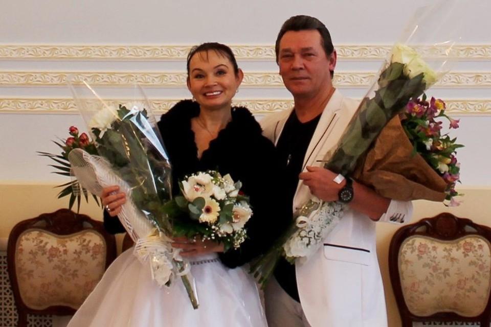Ольга Можейко и Сергей Блонский