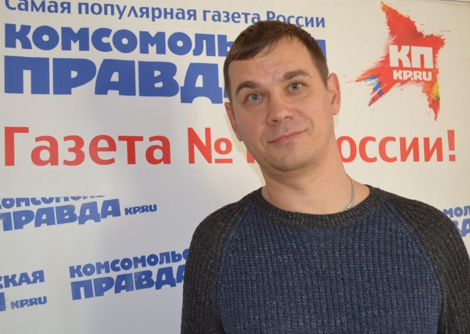 Григорий Назаров