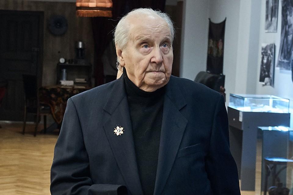После войны Борис Пидемский выступал консультантом «Ленфильма» на съемках картин о войне и блокаде. Фото: ЛЕНФИЛЬМ