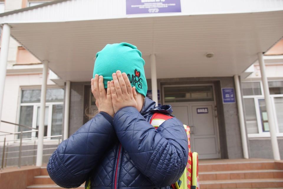 Школьница обратилась в больницу после уроков