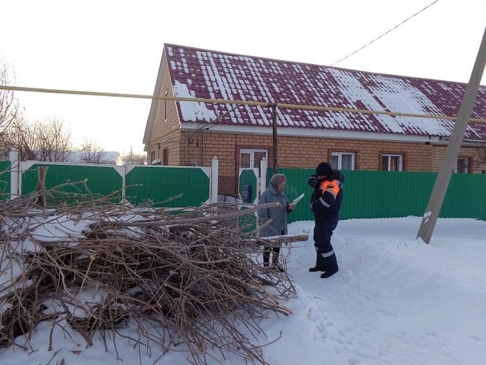 Стбайцам предложили покинуть зону загазованности, но никто не согласился