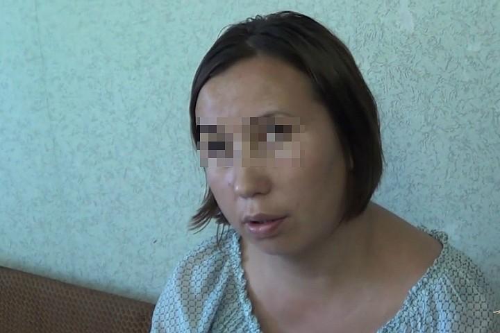 Одна из женшин, на которую оформили декретные, дает показания. Фото: пресс-служба ГУ МВД по Иркутской области