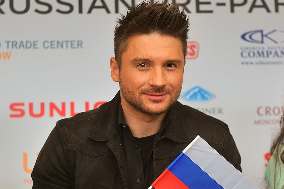 Представлять Россию на Евровидении вновь доверено Сергею Лазареву.