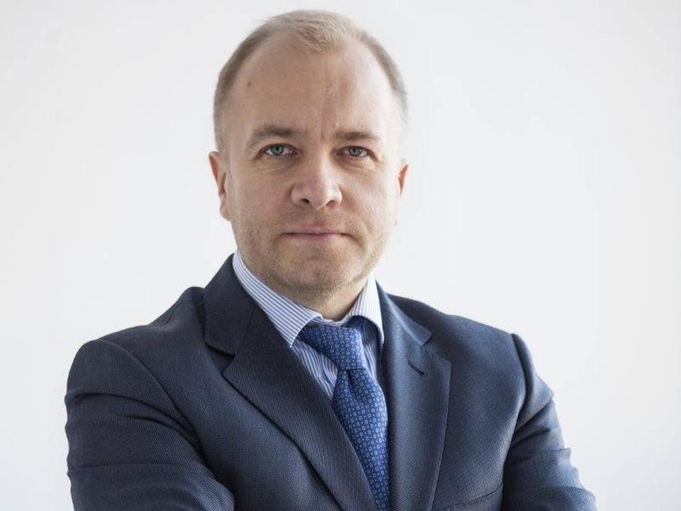 Максим Могильницкий вместе с коллегами представляет интересы Горбенко в суде. Фото: Facebook